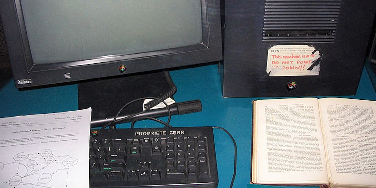 Der erste Webserver